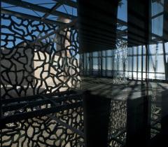 Lisa Ricciotti - photographe architecture Mucem2
