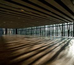 Lisa Ricciotti - photographe architecture Mucem
