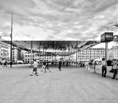 Lisa Ricciotti - photographe architecture - Ombrière vieux port Foster