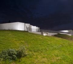 Lisa Ricciotti - photographe architecture jardin des sports lille