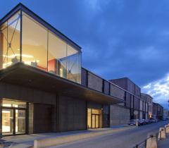 Lisa Ricciotti - photographe architecture theatre de thuir