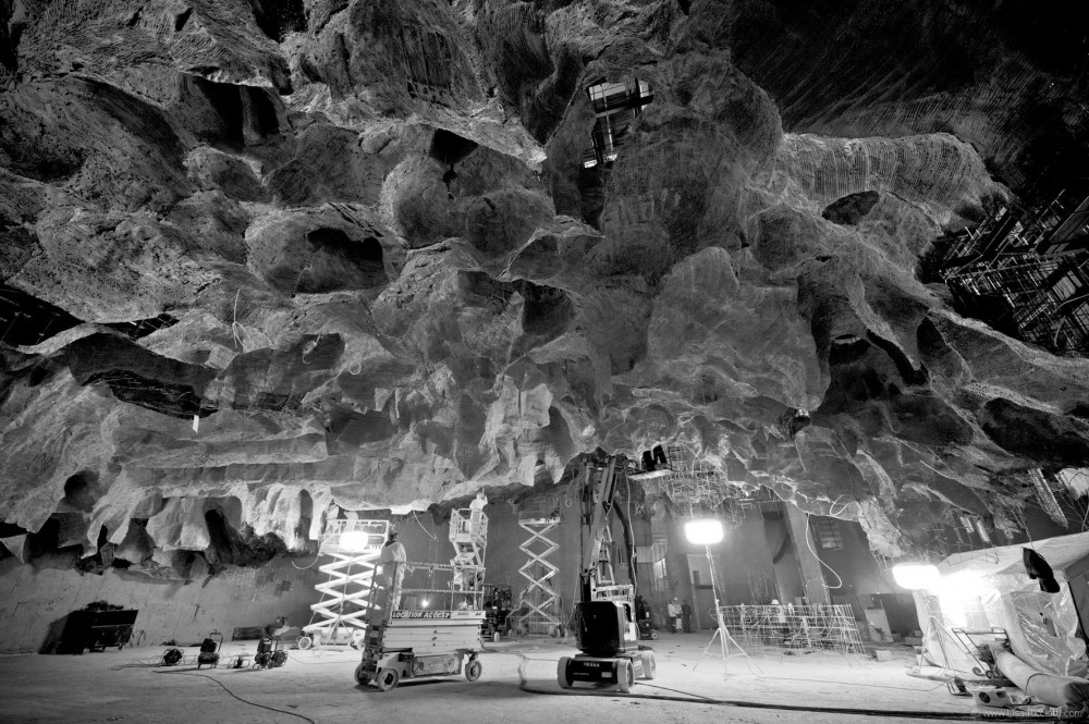 Lisa Ricciotti - Reconstitution de la Grotte Chauvet à Vallon Pont d'Arc (07) - FREYSSINET / VINCI
