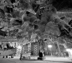 Lisa Ricciotti - photographe chantier grotte chauvet