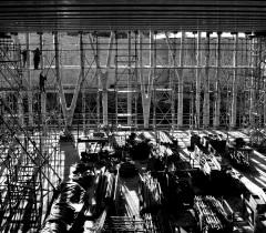 Lisa Ricciotti - photographe chantier mucem