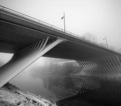 Lisa Ricciotti - photographe ouvrage art pont republique