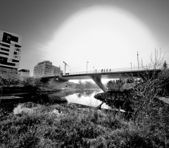 Lisa Ricciotti - photographe ouvrage art pont republique