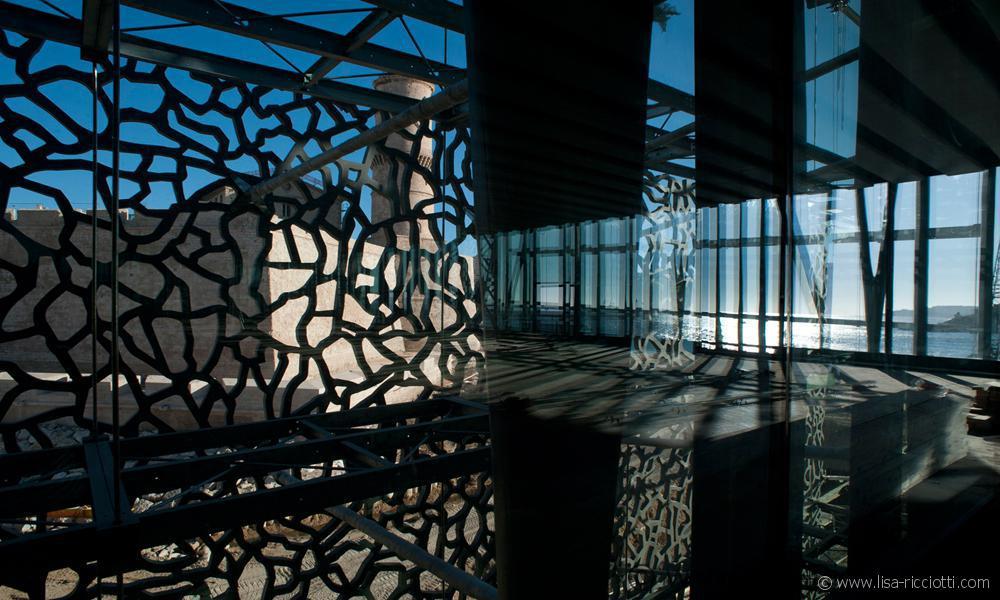 Lisa Ricciotti - MuCEM Marseille - R. RICCIOTTI architecte
